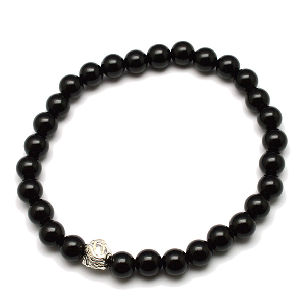 SAHRIVAR (シャフリーバル) Jesus Ball Bracelet  SB48S16S