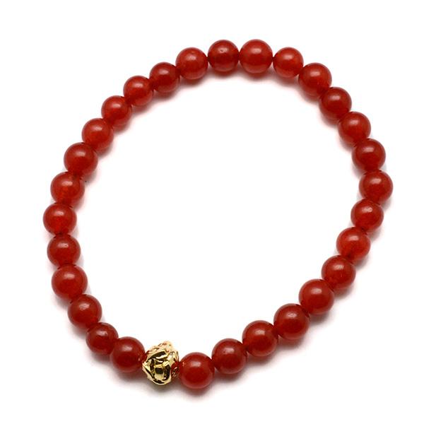 SAHRIVAR (シャフリーバル) Jesus Ball Bracelet  SB51B16S
