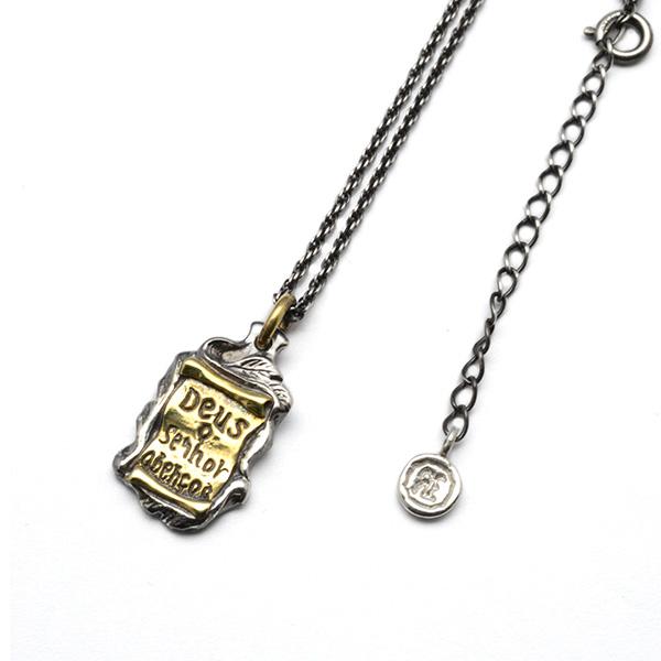 SAHRIVAR (シャフリーバル) D.O.S.A Plate Necklace SN08S10A