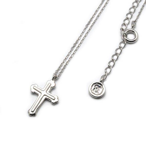 SAHRIVAR (シャフリーバル) Small Cross Necklace SN22S11A