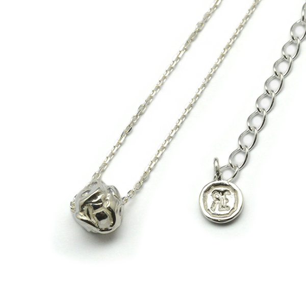 SAHRIVAR (シャフリーバル) Jesus Ball Necklace SN99S16S