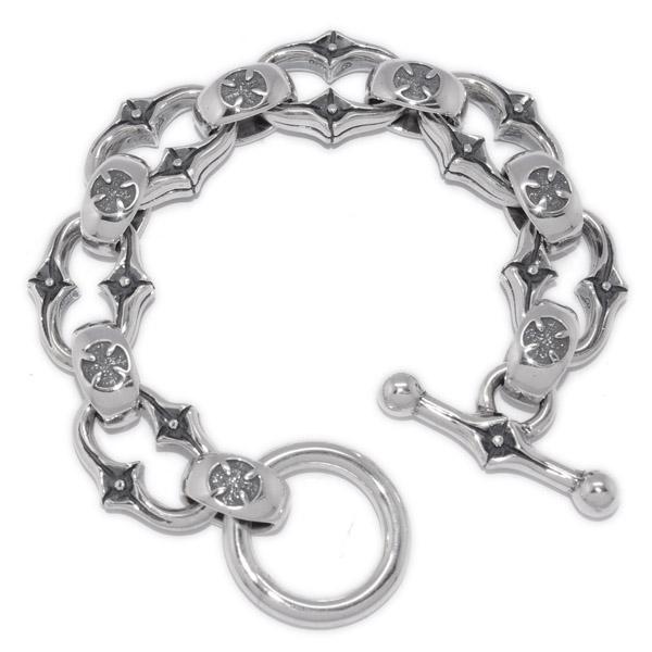 TRAVIS WALKER(トラヴィスワーカー) Saw w/Roller Bracelet  BRS100-RLR
