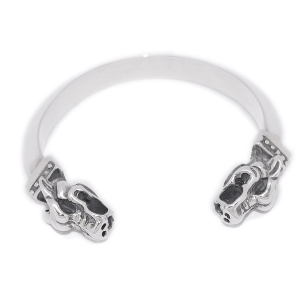 TRAVIS WALKER(トラヴィスワーカー) Gargoyle Bangle w/S.S Triangle  BGS-C TRUNK SHOWアイテム