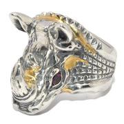 BWL(ビルウォールレザー)Bill Wall Rhino gold overlay R423BW