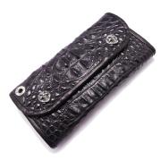 BWL(ビルウォールレザー)  Hybrid Wallet /Horn Back Leather W973