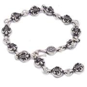 CHROME HEARTS(クロムハーツ) #1 BSフレアボールブレスレット #1 BS FleurBall Bracelet
