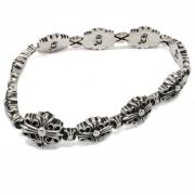 CHROME HEARTS(クロムハーツ)キーパーリンクタイニーブレスレット Keeper Link Tiny Bracelet