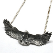 CRAZY PIG DESIGNS(クレイジーピッグ) EAGLE NECKLACE #1065 イーグルネックレス