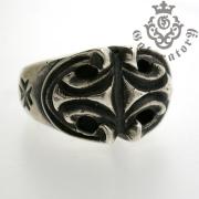 Gaboratory(ガボラトリー) Sculpted oval ring スカルプテッド オーバルリング