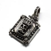 ROYAL ORDER(ロイヤルオーダー) SP928 Demi God Square w/Skull Wearing Crown