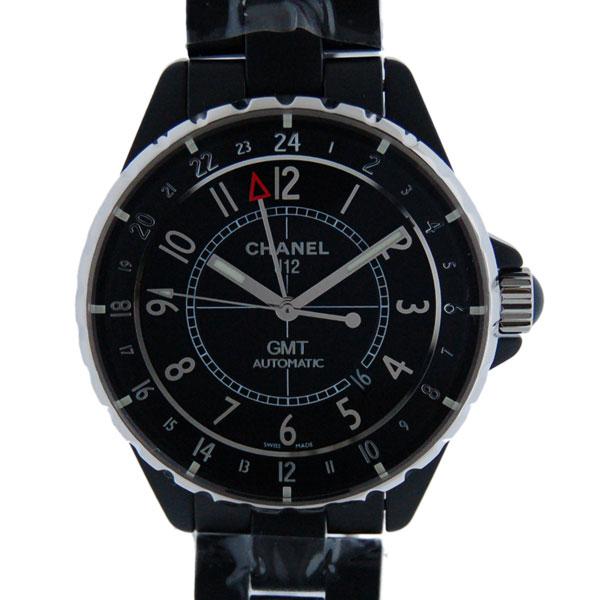 シャネル CHANEL J12 GMT H3101 42mm ブラック 新品