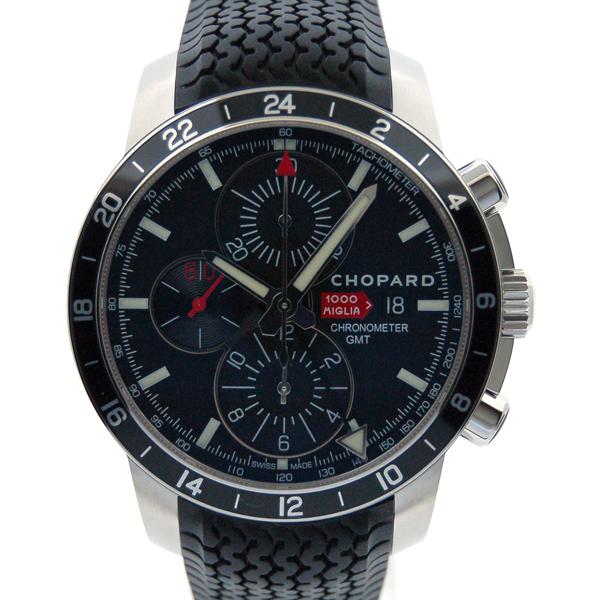 ショパール CHOPARD ミッレミリア2012 GMTクロノグラフ 168550-3001 限定 新品