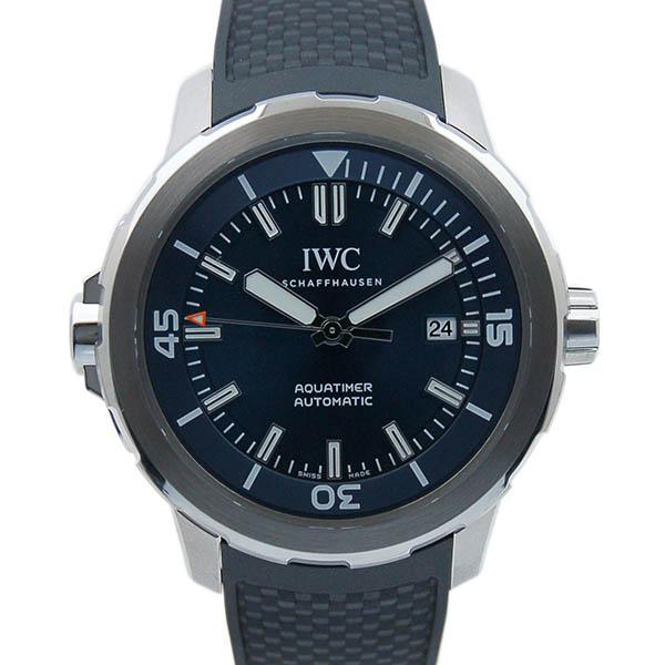 IWC インターナショナルウォッチカンパニー アクアタイマー エクスペディション ジャックイヴクストー  IW329005 ラバー 新品