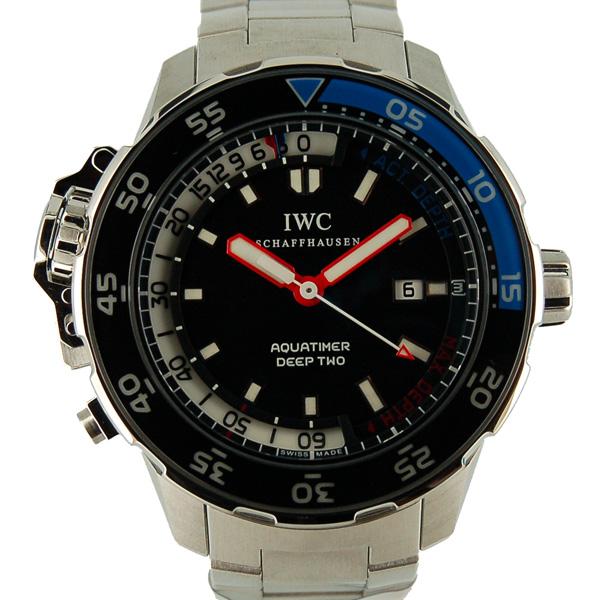 IWC アクアタイマー ディープツー IW354703 新品