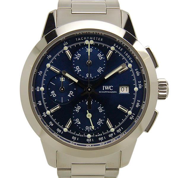 IWC インジュニア クロノグラフ IW380802 ブルー 42mm 新品