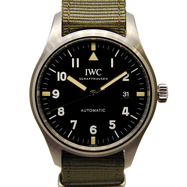 IWC パイロットウォッチ マーク18 トリビュート・トゥ・マーク11 IW327007 世界1948本限定 新品