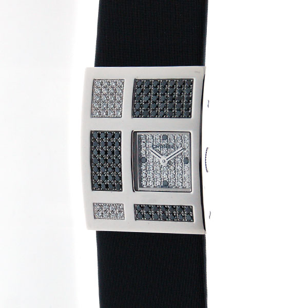 シャネル CHANEL 1932コレクション H1184 レディース 18Kホワイトゴールド ダイヤ クォーツ 新品