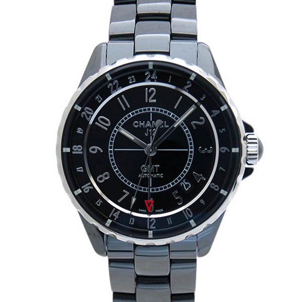 シャネル CHANEL J12 GMT H3102 38mm ブラック 新品