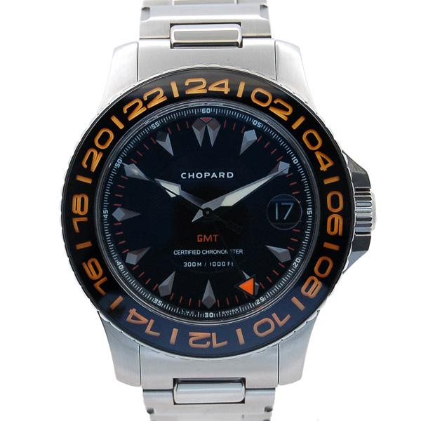 ショパール CHOPARD LUC プロワン GMT 158959-3001 ブラック 新品