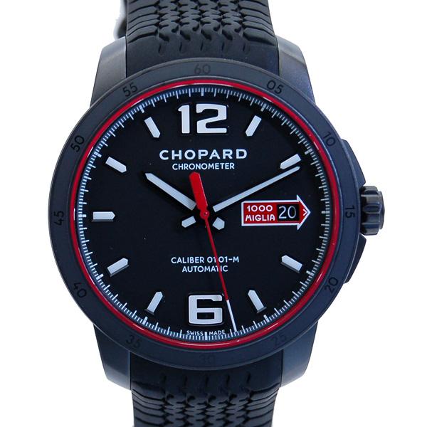 ショパール CHOPARD ミッレミリア GTS オートマティック スピードブラック 168565-3002 DLC 新品
