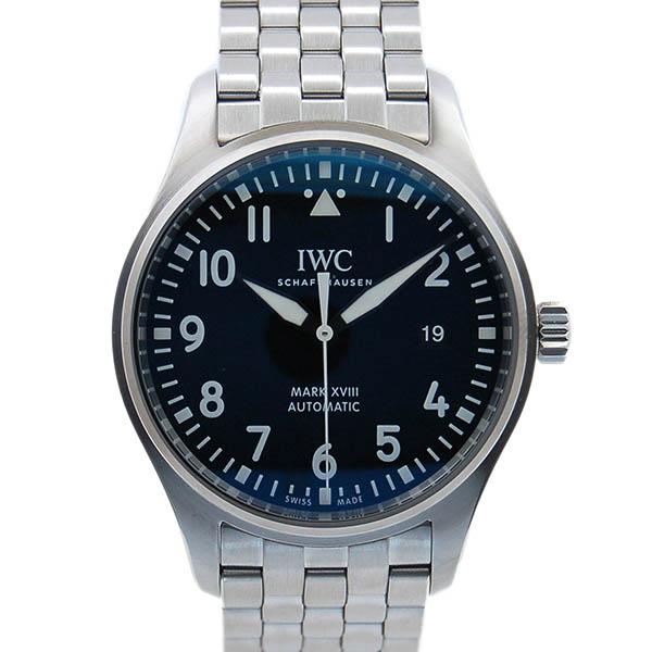 IWC パイロットウォッチ マーク18 IW327011 ブラック 新品