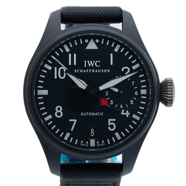 IWC ビッグパイロットウォッチ トップガン IW501901 48mm 新品