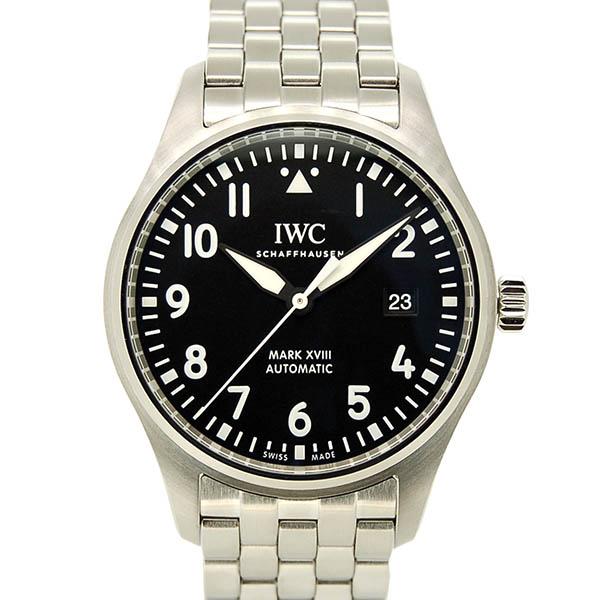 IWC パイロットウォッチ マーク18 IW327015 ブラック 40mm 新品