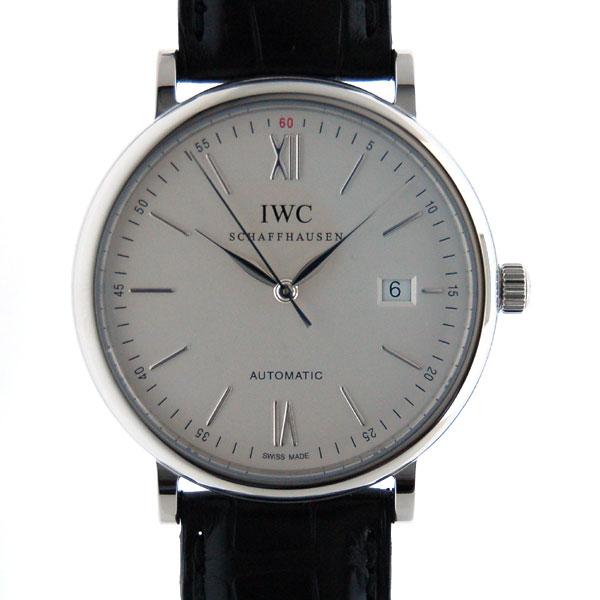IWC ポートフィノ IW356501 SS 40mm シルバー 新品