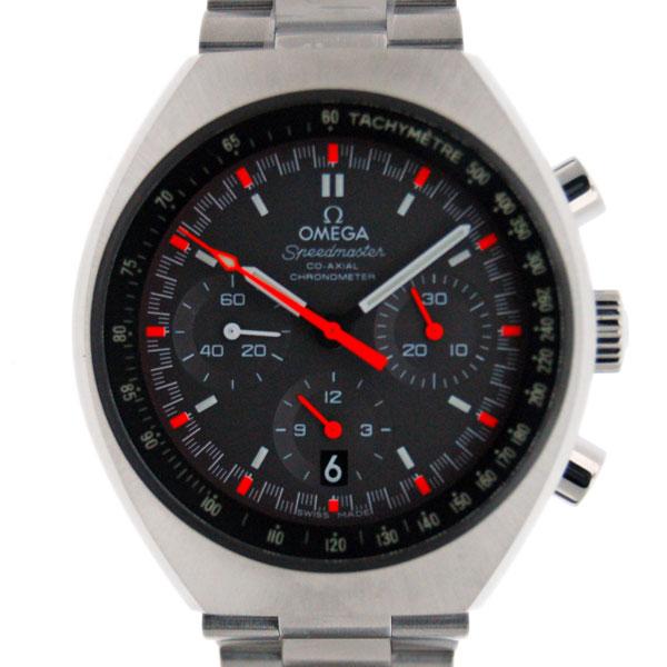 オメガ OMEGA スピードマスター マーク2 コーアクシャル 327.10.43.50.06.001 新品