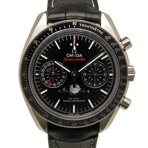 オメガ OMEGA スピードマスター ムーンフェイズ コーアクシャル マスタークロノメーター 304.33.44.52.01.001 44.2mm 新品