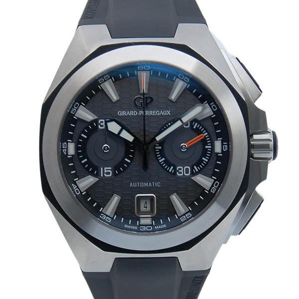 ジラール・ペルゴ GIRARD-PERREGAUX クロノホーク 49970-11-231-FK6A 新品
