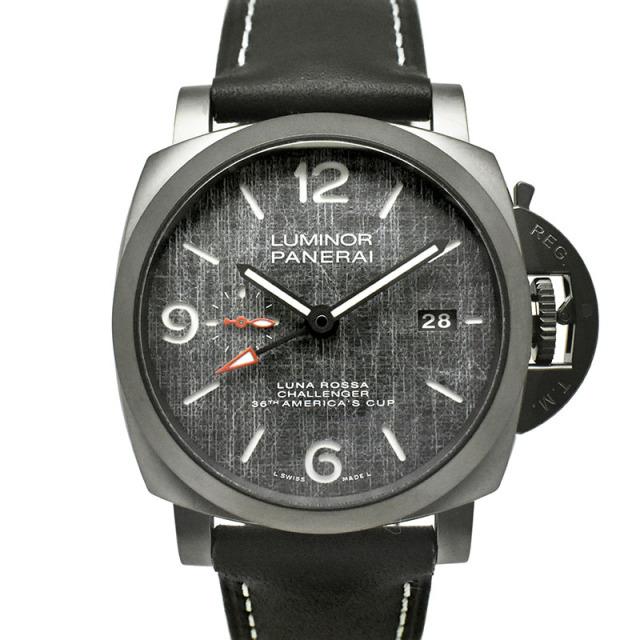 パネライ PANERAI ルミノール ルナロッサ GMT PAM01036 44mm 世界1036本限定 新品