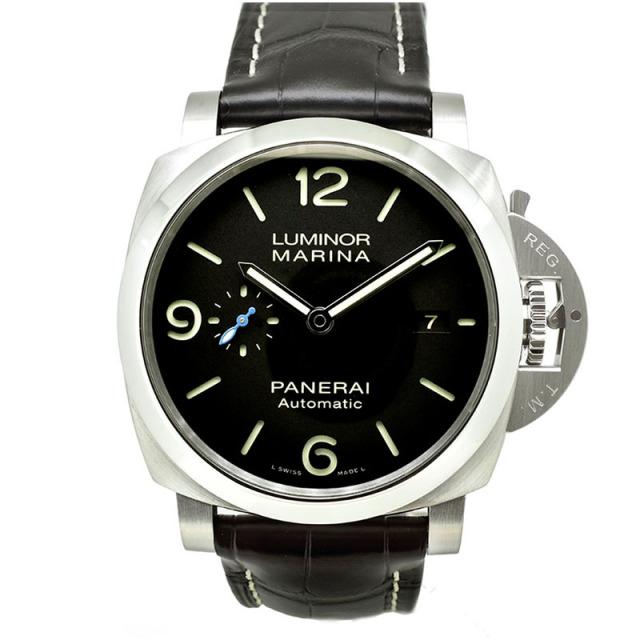 パネライ PANERAI ルミノールマリーナ PAM01312 ブラック 44mm 新品