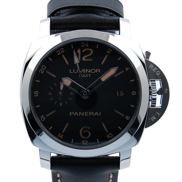 パネライ PANERAI ルミノール1950 3デイズ GMT 24H アッチャイオ PAM00531 新品