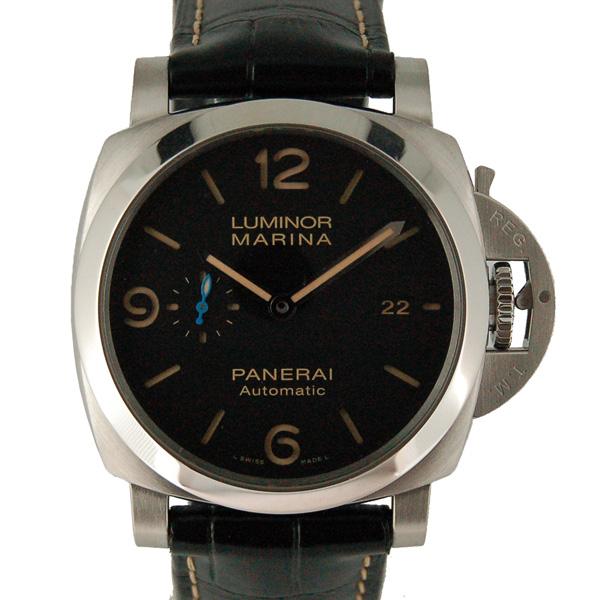 パネライ PANERAI ルミノールマリーナ1950 3デイズ オートマティック アッチャイオ PAM01312 44mm 新品