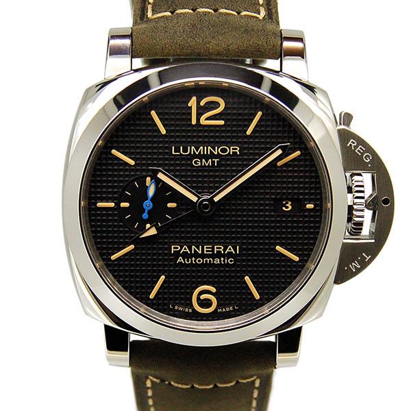 パネライ PANERAI ルミノール1950 3デイズ GMT アッチャイオ PAM01535 42mm 新品