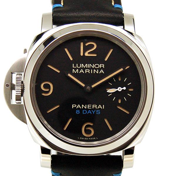 パネライ PANERAI ルミノール レフトハンド 8デイズ アッチャイオ PAM00796 44mm 手巻き 新品