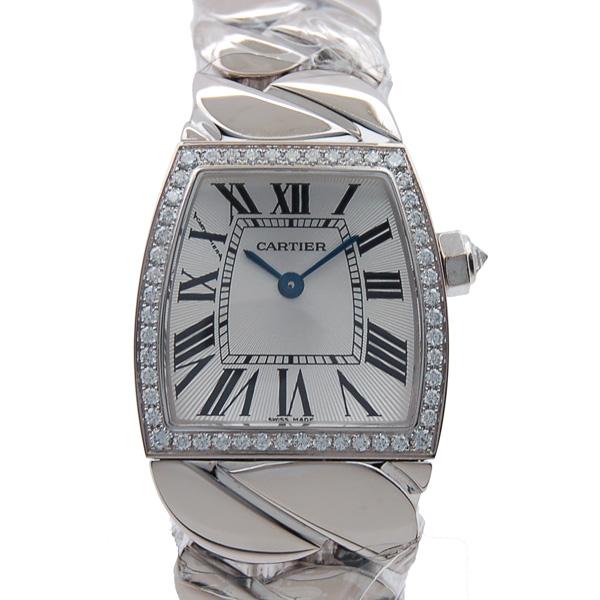 カルティエ CARTIER ラドーニャ SM ダイヤモンド WE60039G ホワイトゴールド USED 中古
