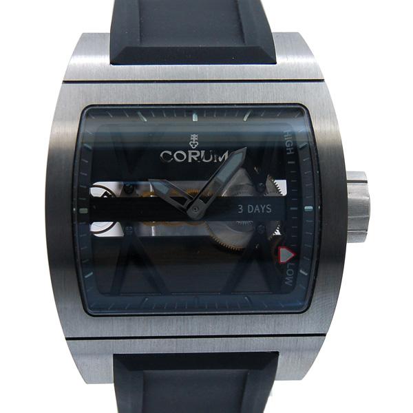 コルム CORUM ティーブリッジ パワーリザーブ 107.101.04/F371 0000 未使用品