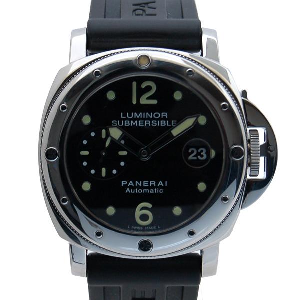 パネライ PANERAI サブマーシブル PAM00024  ピカサブ SS ブラック 44mm C番 USED 中古