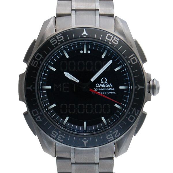 オメガ OMEGA スピードマスター スカイウォーカー X-33 318.90.45.79.01.001 未使用品