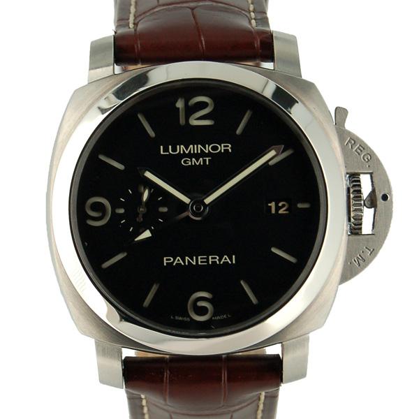 パネライ PANERAI ルミノール1950 3Days GMT PAM00320 44mm 自動巻 USED 中古