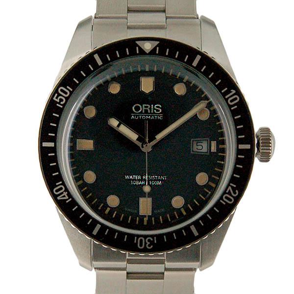 オリス ORIS ダイバーズ65 733 7720 4057M 未使用品
