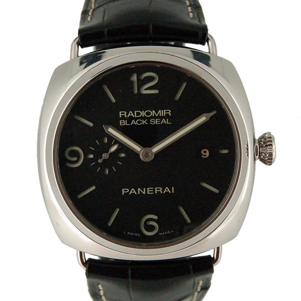 パネライ PANERAI ラジオミール ブラックシール 3デイズ PAM00388 ブラック USED 中古