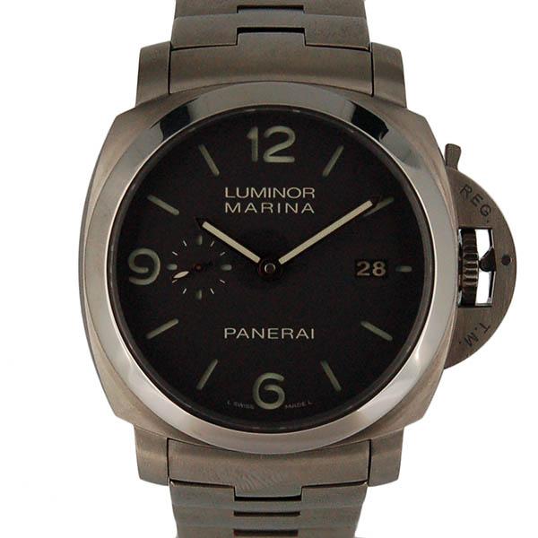パネライ PANERAI ルミノール1950 3デイズ PAM00352 44mm 自動巻 チタン USED 中古
