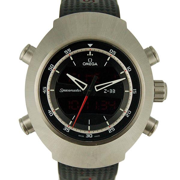オメガ OMEGA スピードマスター スペースマスター Z-33  325.92.43.79.01.001 USED 中古