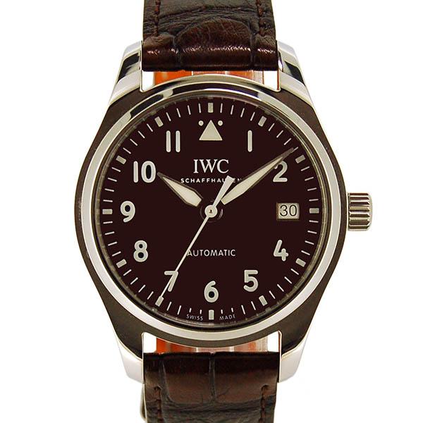 IWC パイロットウォッチ オートマティック 36 IW324009 ブラウン USED 中古