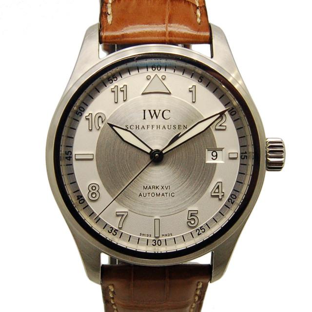 IWC インターナショナルウォッチカンパニー マーク16 スピットファイヤー IW325502 自動巻き 39mm USED 中古