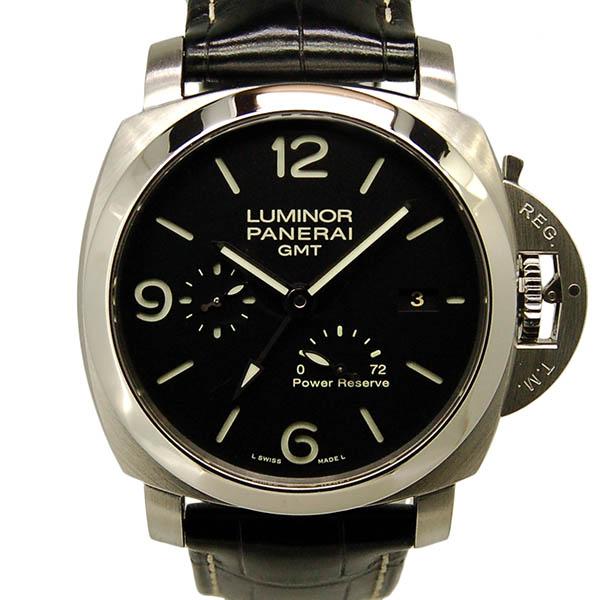 パネライ PANERAI ルミノール1950 3デイズ GMTパワーリザーブ PAM00321 USED 中古