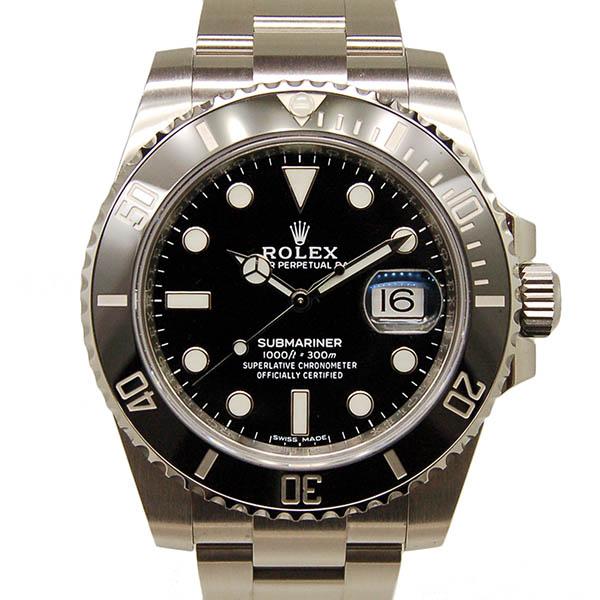 ロレックス ROLEX サブマリーナデイト Ref.116610LN ブラック ランダム番 国内正規 未使用品
